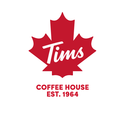 NEWEST tim hortons logo